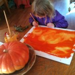 Color Puddles: Wednesday Afternoon Art Class for ages 4-9